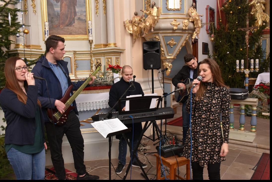 Koncert Kolęd w Tuligłowach